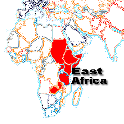 East Africa incidents
